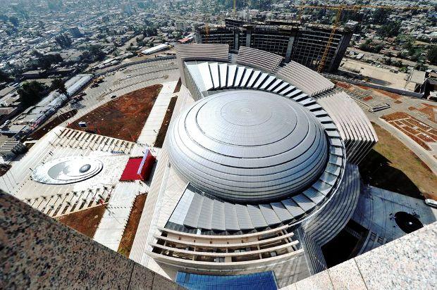 La Cina costruisce in Etiopia la sede dell'Unione Africana