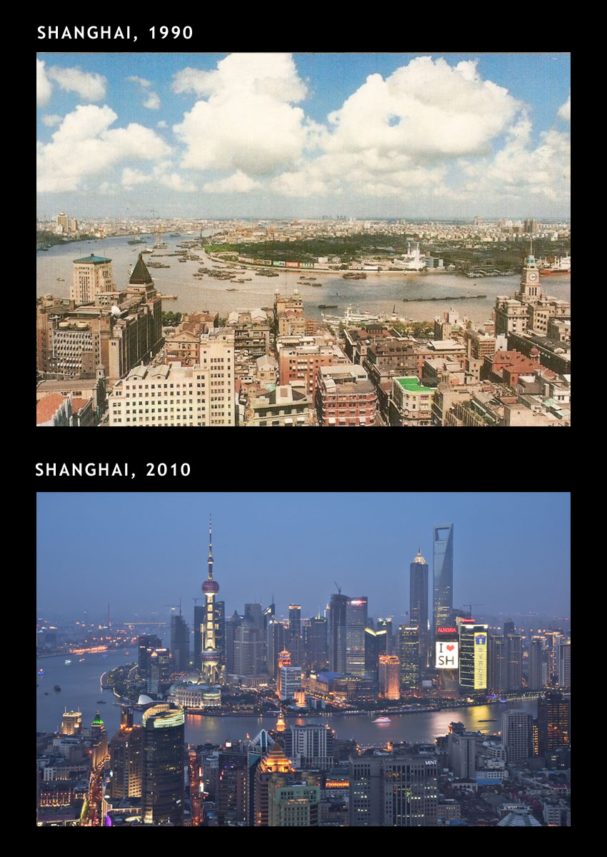 città cinese