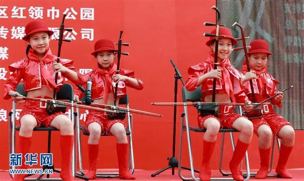 Festa in Cina per i gemelli
