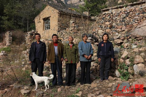 La campagna profonda dello Shanxi