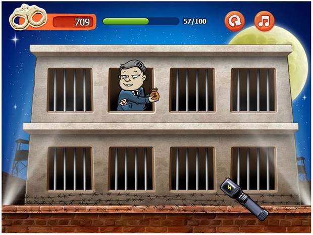 Detenuti cinesi eccellenti, videogame