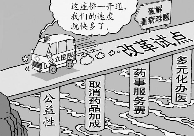 Cina. riforma ospedali