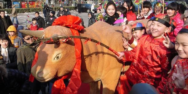 Festa tradizionale cinese