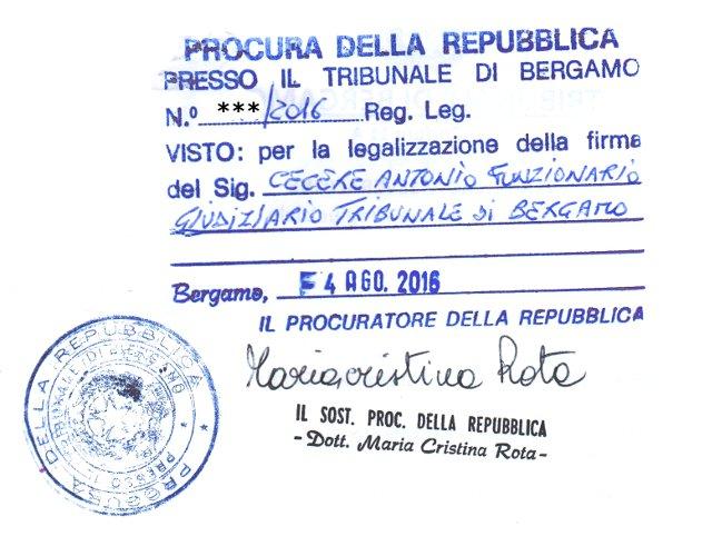 Procura di Bergamo