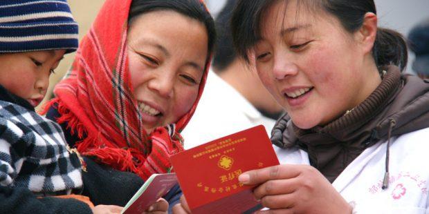 Sanità in Cina