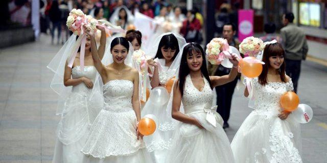 """Donne """"avanzate"""" in Cina"""