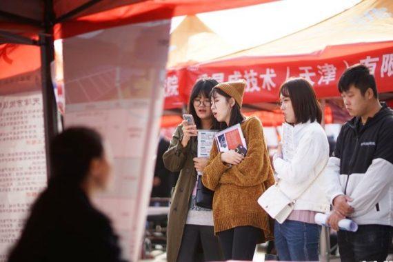 Lavoro in Cina