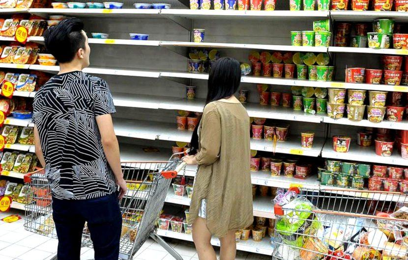 Scelta al supermercato